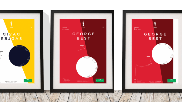 Creating visual sporting memories with the Goal Hanger project